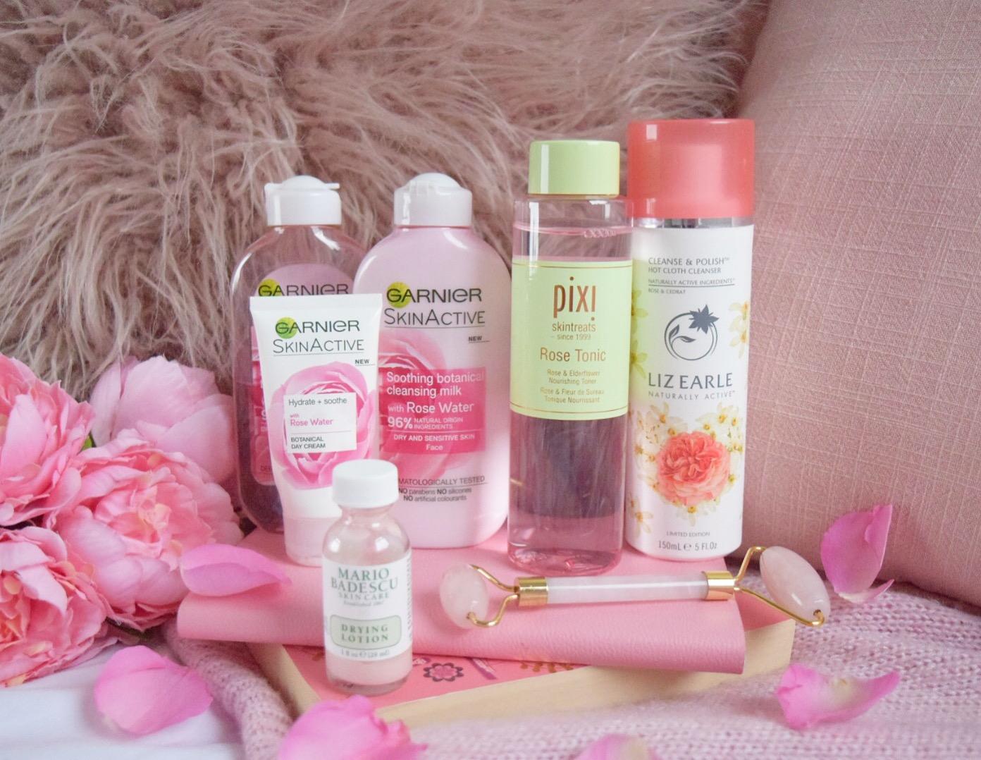 Pink Skincare Favourites...