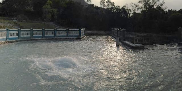 wisata air panas palimanan