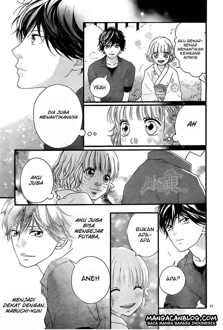 Ao Haru Ride Chapter 15-12