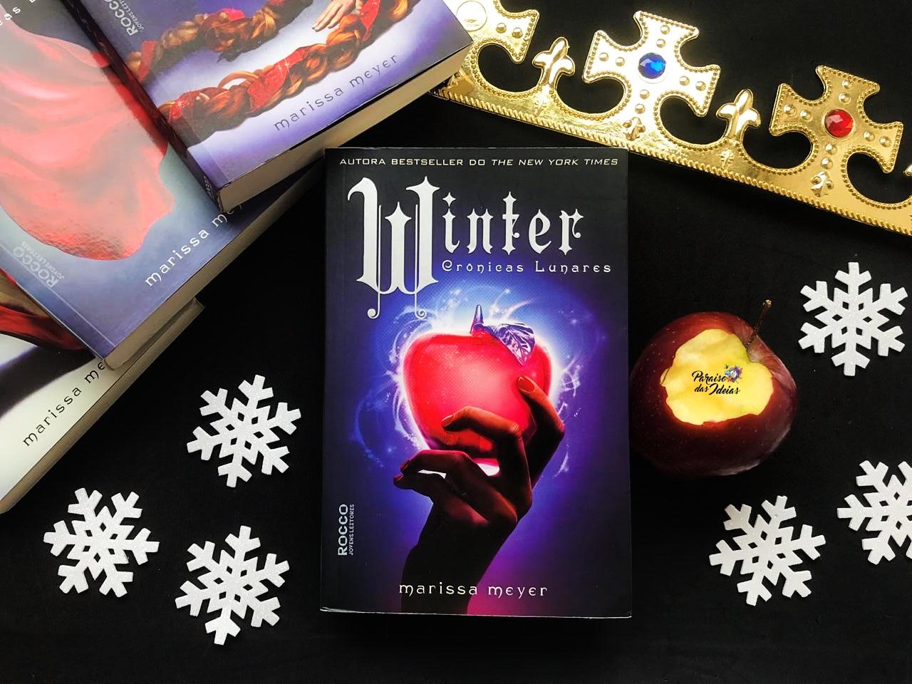 Winter #04 - Marissa Meyer