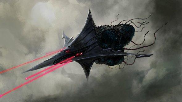 Levy Wang artstation ilustrações ficção científica universo espaço sideral sombrio arte conceitual