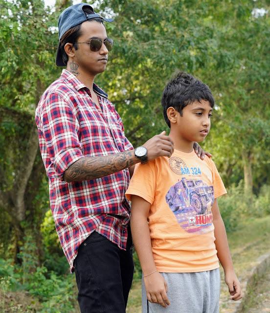 Sourajit Saha With Rick 4