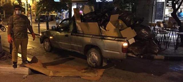 Θεσσαλονίκη: Καταστηματάρχες πληρώνουν Ρομά για να μαζέψουν τα σκουπίδια