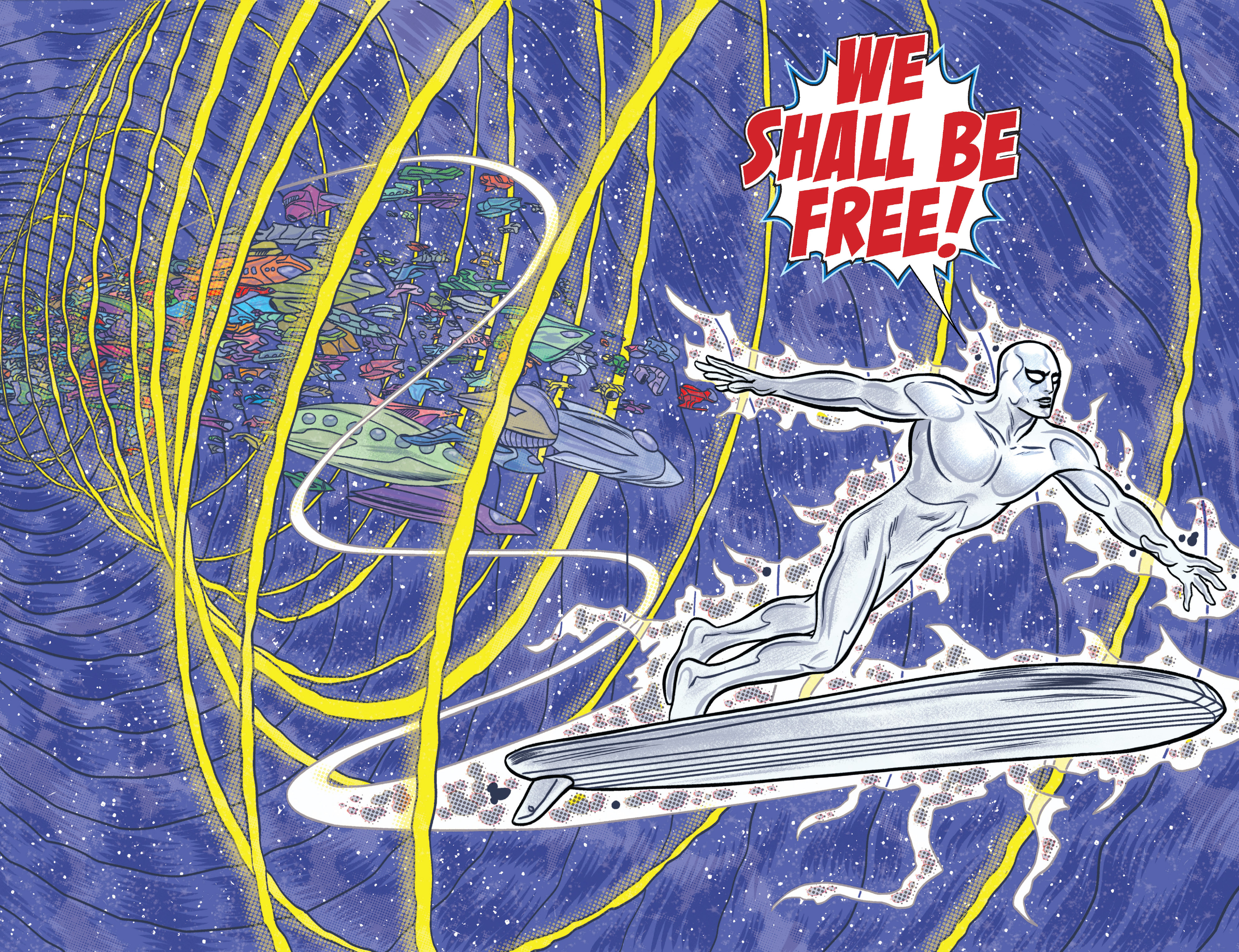 Read online Silver Surfer (2014) comic -  Issue #11 - 40