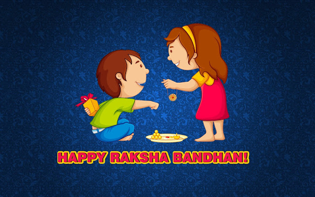 {*Amazing Rakhi 2016*} 10+ Hd Wallpapers, Cards, Images of Happy Raksha bandhan For Borthers & Sisters