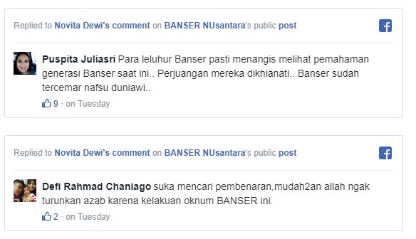 Setelah Bakar Bendera, Banser Keluarkan 10 Pernyataan, Netizen