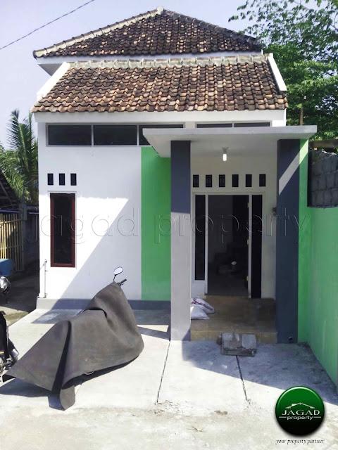 Rumah Minimalis 2 Lantai jalan Godean Km 8