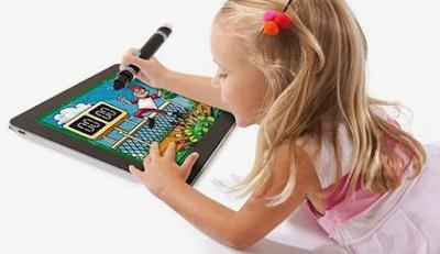 Tips Cara Memilih Tablet Yang Cocok Untuk Anak - Anak