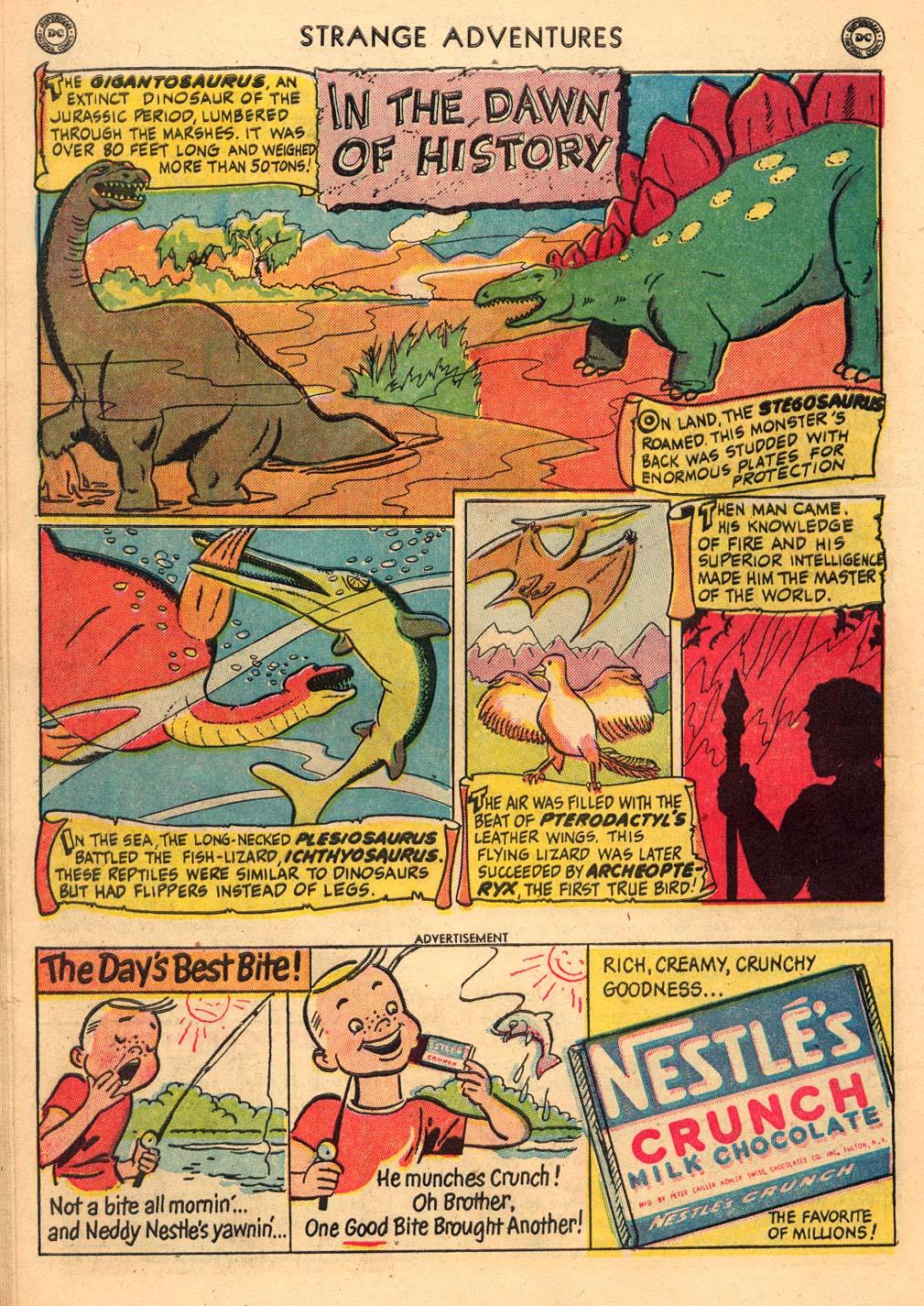 Strange Adventures (1950) issue 3 - Page 14