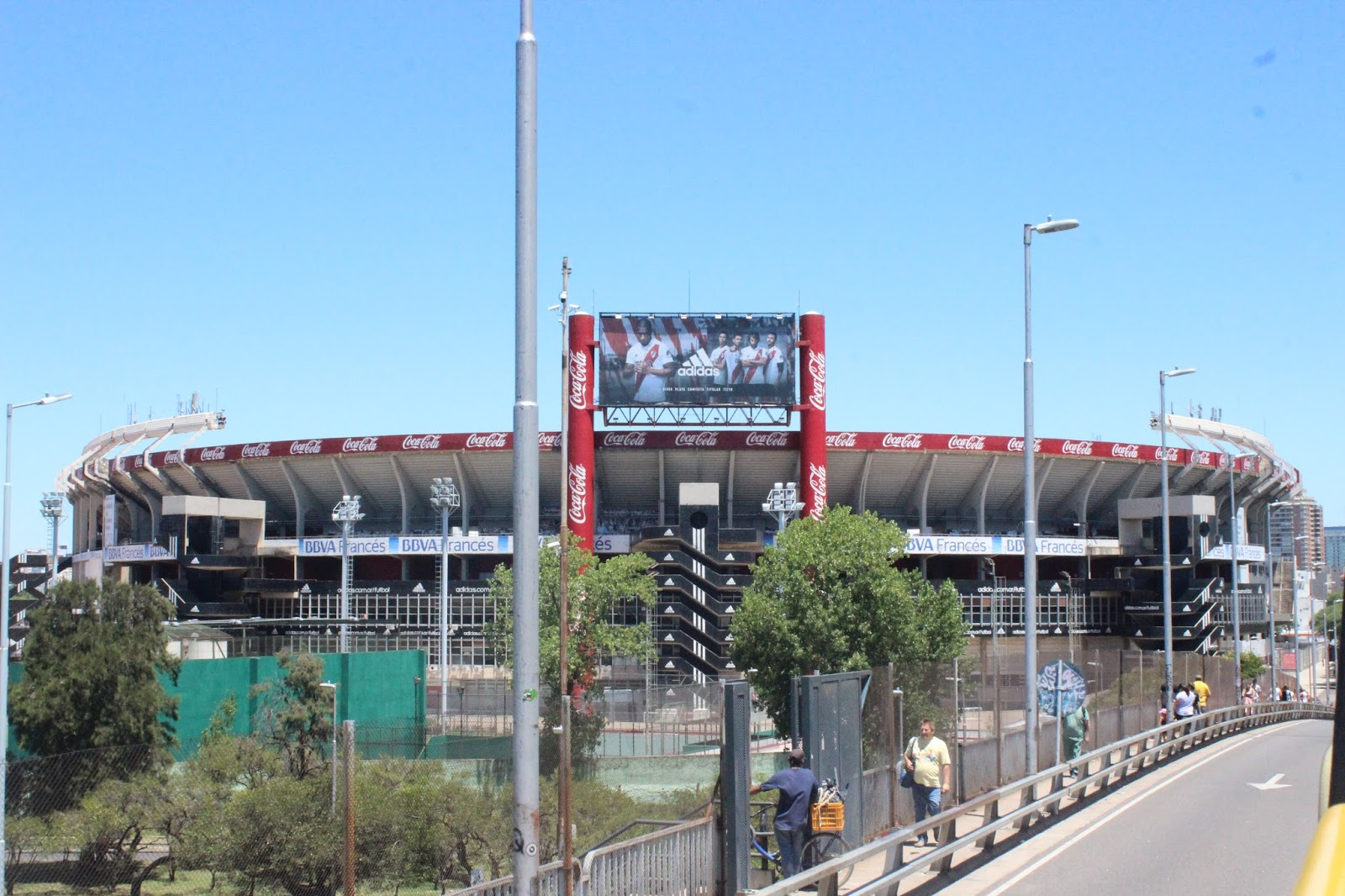 monumental river estadio
