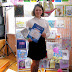 Знайомтеся – юна письменниця-фантаст! Ліцеїстка – переможець літературного конкурсу