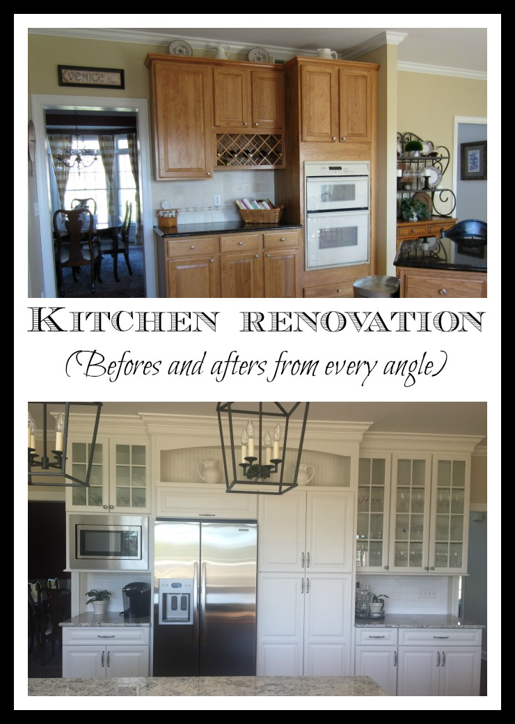 Kitchen Befores and Afters and Ten Most Popular Posts of the Year