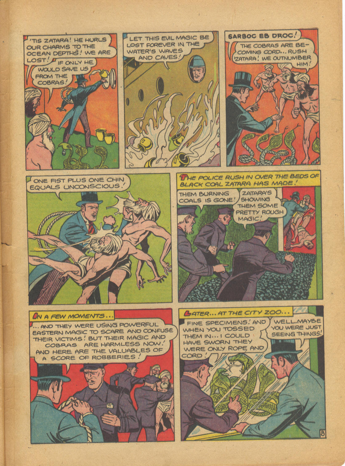 Action Comics (1938) 69 Page 50