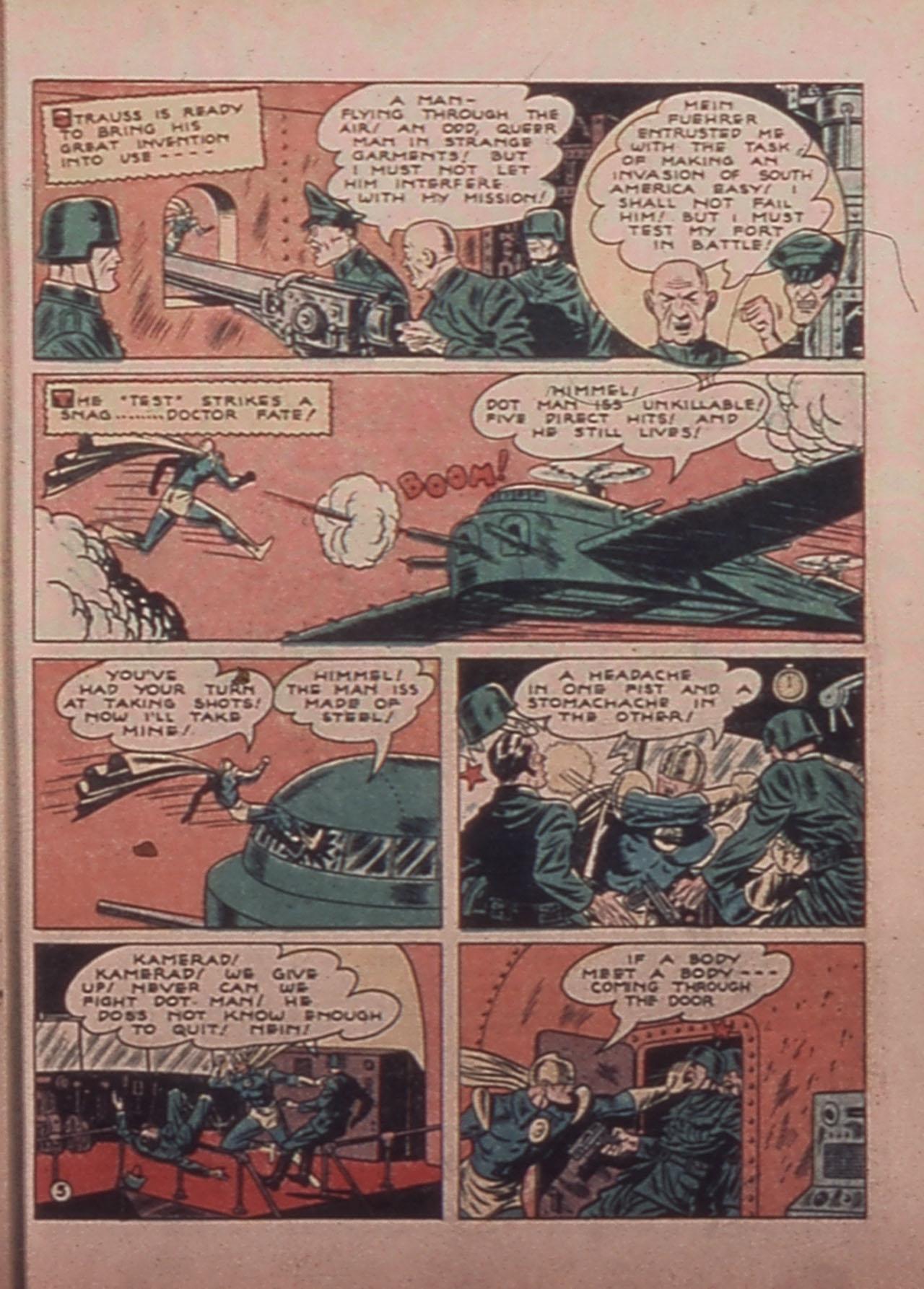 Read online All-Star Comics comic -  Issue #9 - 45