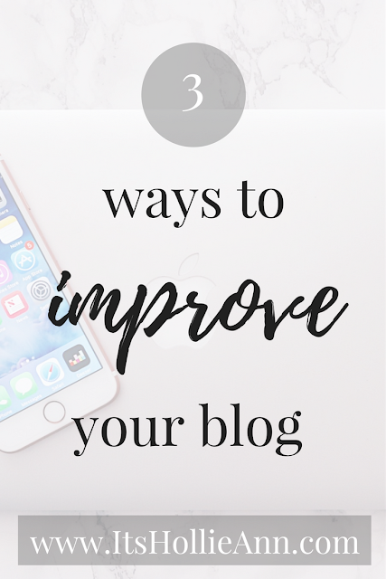 How To Improve Your Blog When You're Not Posting