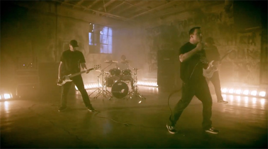 <center>Pennywise release video for 'Let Us Hear Your Voice'</center>