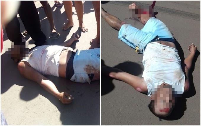 Motociclista morre após colidir veículo contra caminhonete em Esperantina