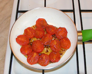 Rosii cherry la tigaie retete culinare,