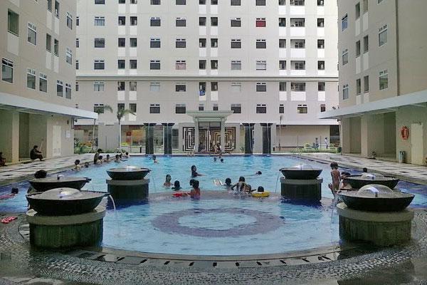 Sewa Apartemen Gading Nias Residence Jakarta