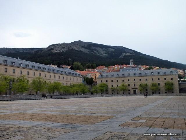pueblo de El Escorial