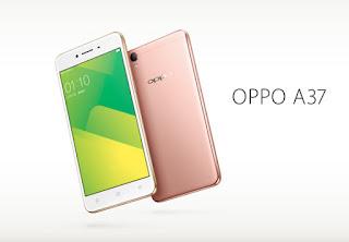 SmartPhone Oppo A37 Terbaru