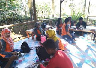 Rapat Pembubaran Panitia Reuni SMANDA88 Di Hutan Pinus Precet, Wagir, Malang