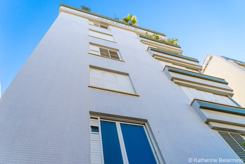 White City Architecture Things to Do One Day in Tel Aviv