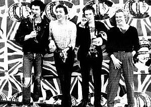 I sex pistols e l'onda punk 77