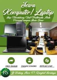 sewa laptop harian berkualitas dan terpercaya di surabaya