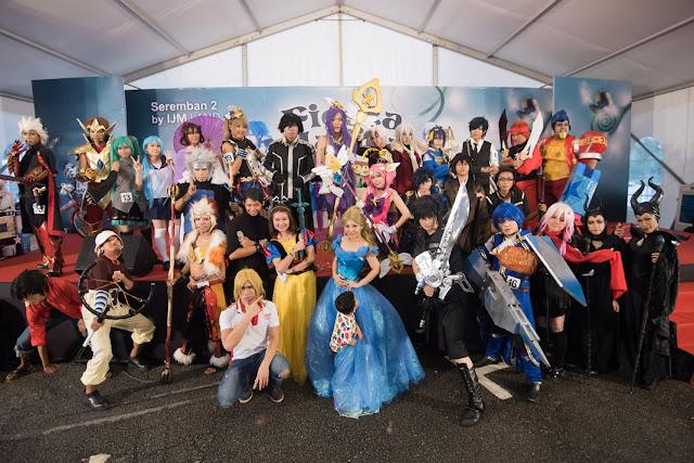Karnival Fiesta Magica IJM Land Di Seremban 2,