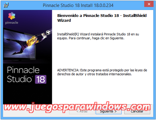Pinnacle Studio Ultimate v18.0.1 Multilenguaje ESPAÑOL (CORE) 5