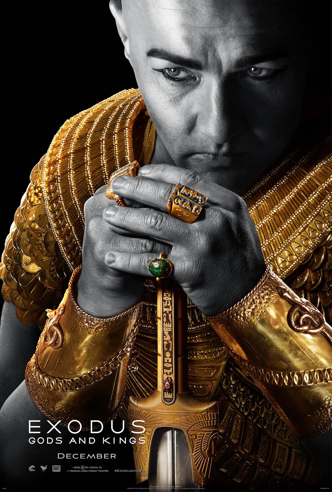 Exodus: Gods and Kings (2014) (Προσεχώς) ταινιες online seires oipeirates greek subs