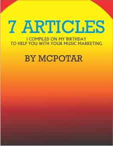 [feature]Mcpotar - 7 Articles