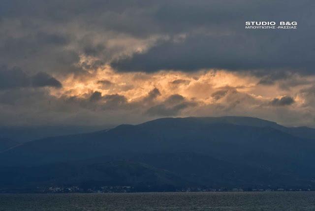 Συννεφιά με πιθανότητα βροχής το Σάββατο