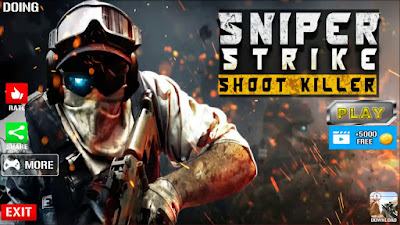 Sniper Strike Shoot Killer Game Apk Download