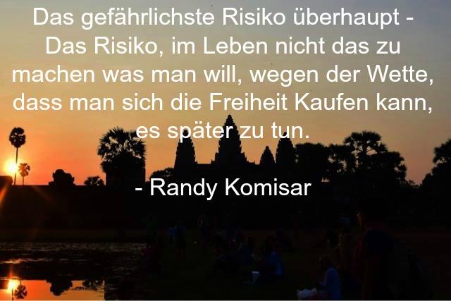 Randy Komisar Zitat