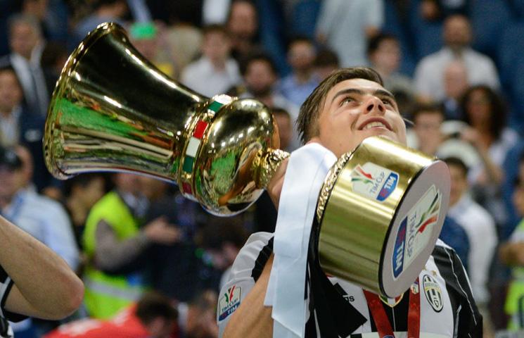 "Dybala: ""Želimo podići trofej Lige prvaka"""