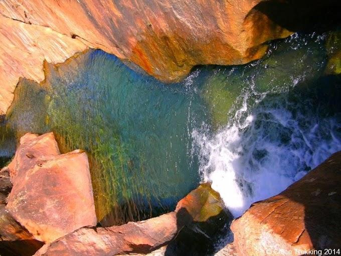 Cachoeira das Ostras: doce recanto em Brumadinho