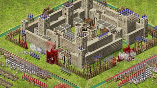 STRONGHOLD KINGDOMS pc game wallpapers images screenshots