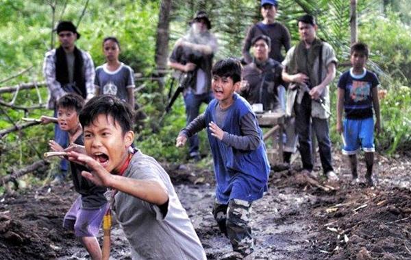 child warriors of the Philippines - Ang Guro Kong 'Di Marunong Magbasa
