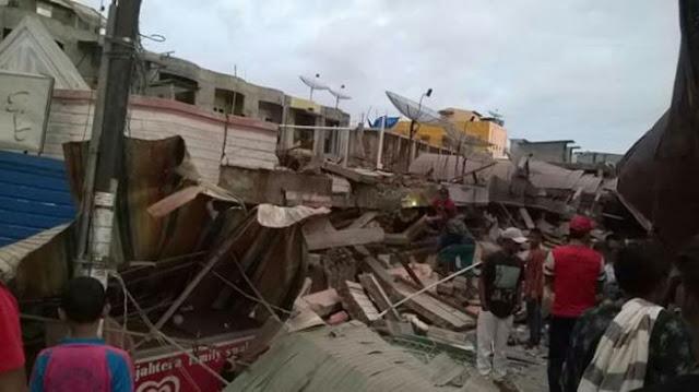 Bencana Gempa Bumi Skala 6.4 SR Di Aceh, Indonesia