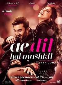 Ae Dil Hai Mushkil (2016) 720p Full HD Movies Download 1GB HDRip