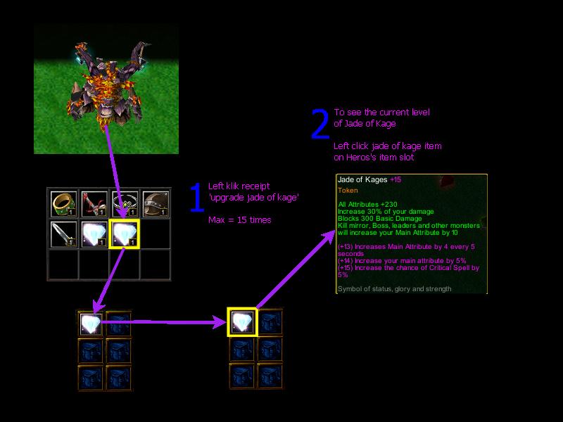 naruto castle defense upgrade jade of kage