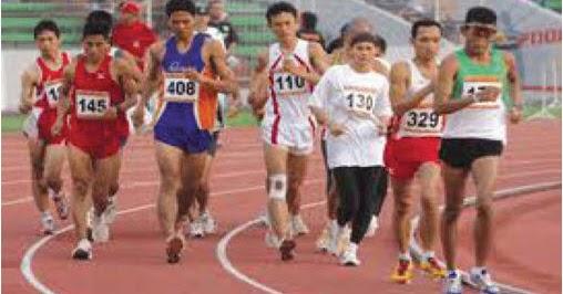 Olah raga Atletik Jalan Cepat