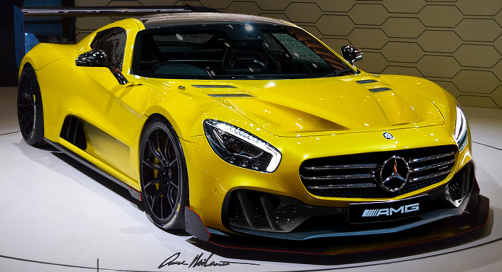 Mercedes Amg Gt R Dreamt Up As Zenvo Based Racer