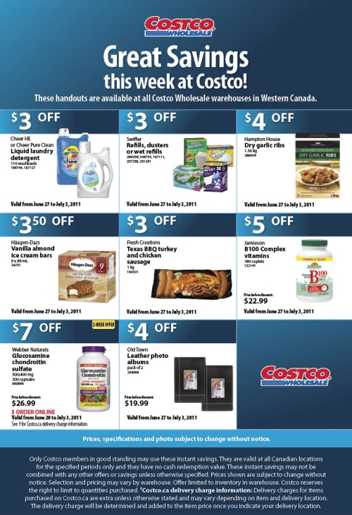 costco canada coupons july