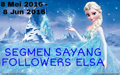 ' Segmen: Sayang Followers Elsa by Elsaalicious '