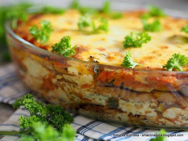 zapiekanki, grzyby, warzywa, purchawica, czasznica olbrzymia, purchawki, wielki grzyb, obiad, z piekarnika