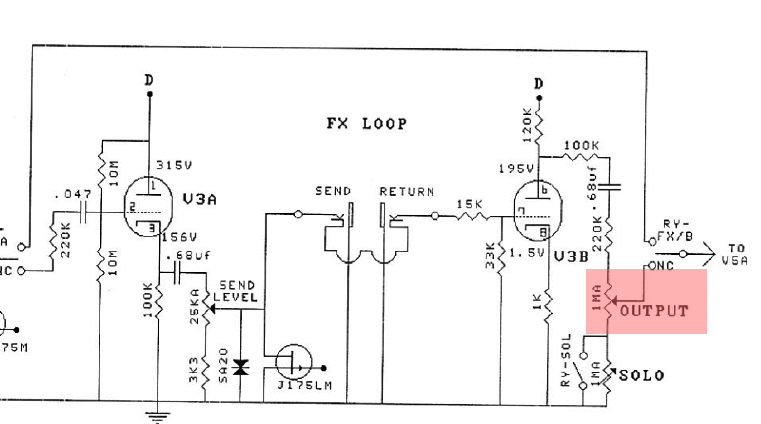point to point tube amp wiring