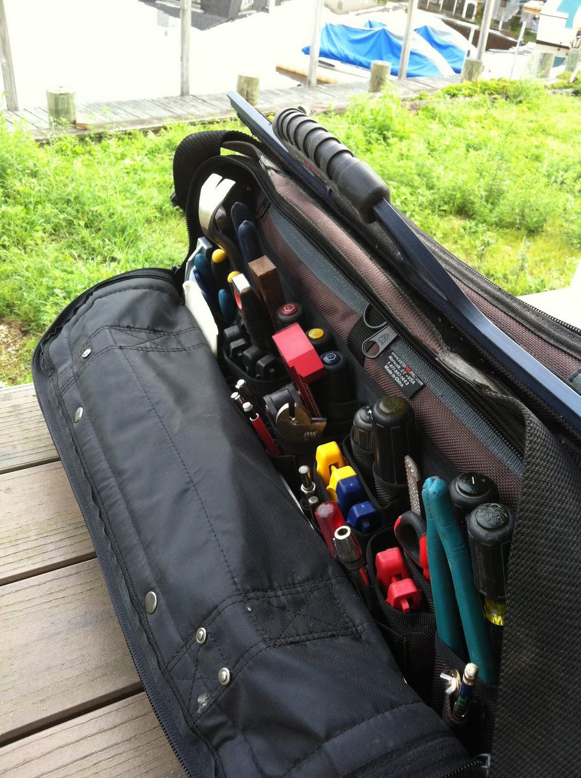 Plumber Tool Bag Testimonial